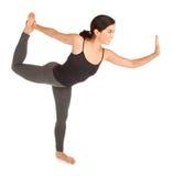 Young Woman Exercising stock photo