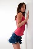 Young woman fashion Stock Image