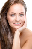 Young woman - natural beauty Royalty Free Stock Image