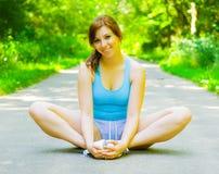 Young Woman Outdoor Workout Stock Photos