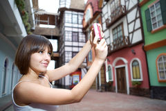 Young Woman Photograph Royalty Free Stock Photos