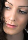 Young woman portrait Stock Photos