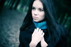 Free Young Woman Portrait Stock Photography - 7024302