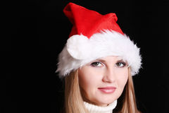 Young woman portrait Royalty Free Stock Images