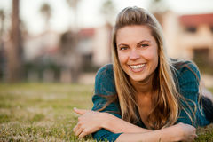 Young woman Royalty Free Stock Image