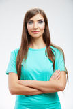 Young woman   portrait, Royalty Free Stock Photography