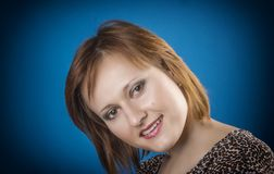 The young woman. Stock Photography