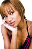 Young woman posing Royalty Free Stock Image