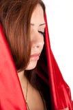 Young Woman Praying Stock Photos