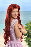 Young Woman in Princess Costume Royalty Free Stock Image