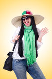 Young woman ready for summer Stock Photography