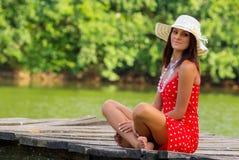 Cute woman Royalty Free Stock Photo