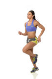 Young Woman Running Royalty Free Stock Photos