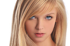 Young Woman's portrait Royalty Free Stock Images