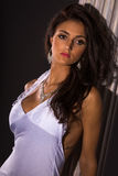 Young woman sexi. Royalty Free Stock Photography