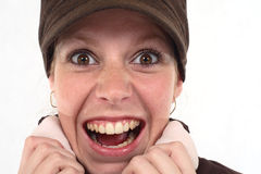 Free Young Woman Smilling Stock Images - 4191924