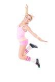 Young woman-sportswoman Royalty Free Stock Photo