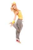 Young woman-sportswoman Royalty Free Stock Image