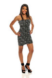 Young Woman Standing Stock Images