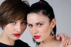 Young women Royalty Free Stock Image