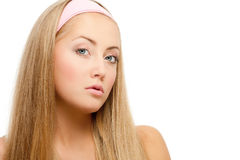 Young women Stock Images