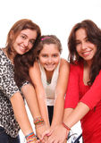 Young women Royalty Free Stock Photos