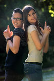 Young women Stock Photography
