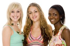 Young Women Royalty Free Stock Photo