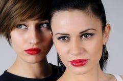 Young women portrait Stock Photos
