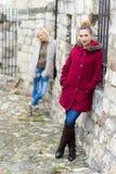 Young Women Posing Stock Photo