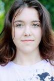 Young women smile Stock Photos