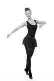 Young wonderful ballerina Stock Image