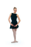 A young wonderful ballerina Stock Image