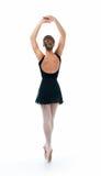 A young wonderful ballerina Royalty Free Stock Photos