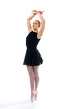 A young wonderful ballerina Royalty Free Stock Photo