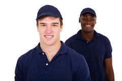Young workers Royalty Free Stock Photography