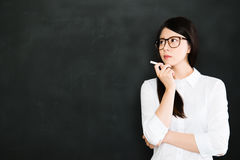 Your best teacher is your last mistake. We all know your best teacher is your last mistake Stock Image