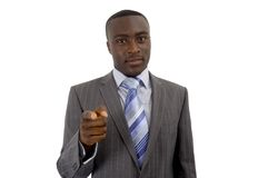 Your Business Needs You! Royalty Free Stock Image
