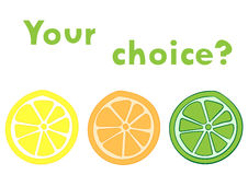 Your choice Stock Photos
