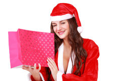 Your Christmas gift Stock Photography