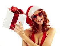 Your Christmas gift Stock Image