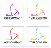 Your company illustrations Stock Photos