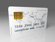 Your Credit Card Royalty Free Stock Images