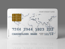 Your Credit Card Stock Image