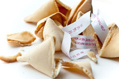 Your Fortune Royalty Free Stock Photo