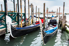 Your Gondola Awaits Royalty Free Stock Photo