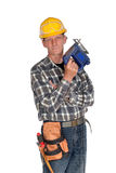 Your handyman Stock Image