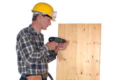 Your handyman Royalty Free Stock Image