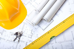 Your Home Project Royalty Free Stock Photography