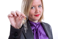 Your Key Stock Image
